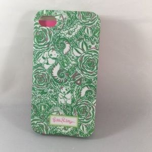 Lilly Pulitzer iPhone 4 Kappa Delta Cases …